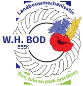 W.H. Bod Beek Logo